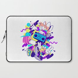 The Boys Are Back Laptop Sleeve