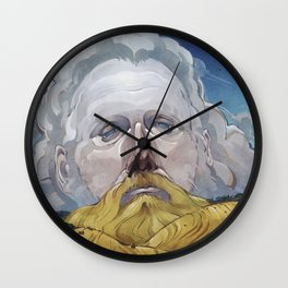 Sam Beam Wall Clock