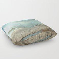Fade Away Floor Pillow