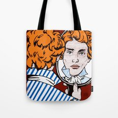 Søren Kierkegaard Tote Bag