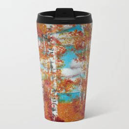 Autumn Afternoon Travel Mug