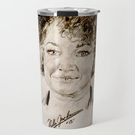 Rachel Dolezal Travel Mug