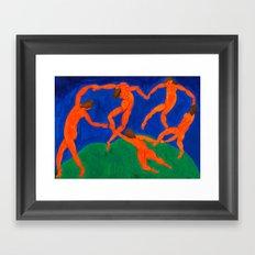 Dance Framed Art Print