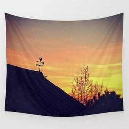 Weathervane Wall Tapestry