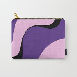 violet ice Carry-All Pouch