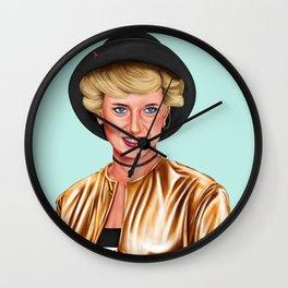 Hipstory - Princes Diana Wall Clock