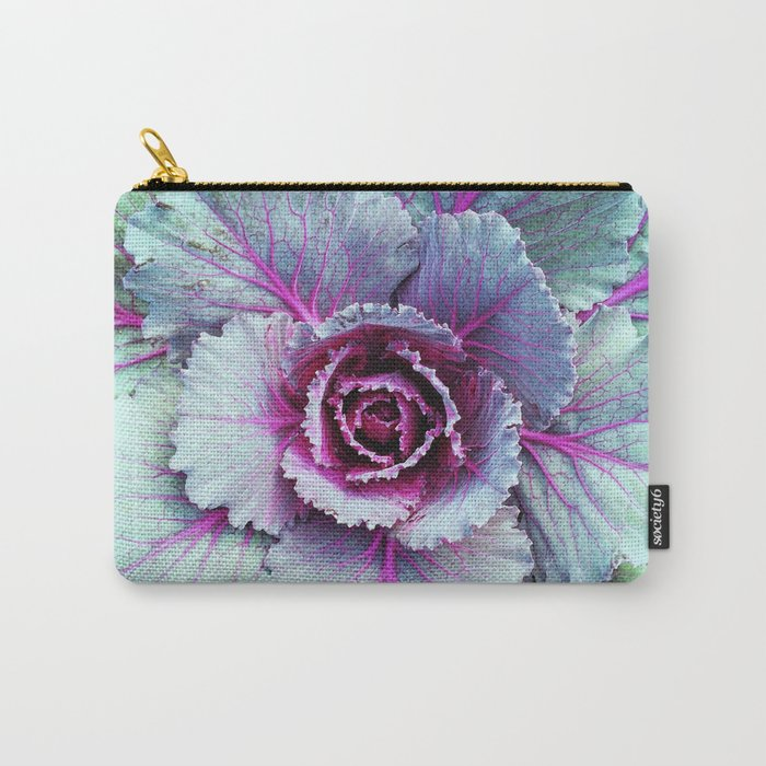 Shades of a Humming Bird Carry-All Pouch