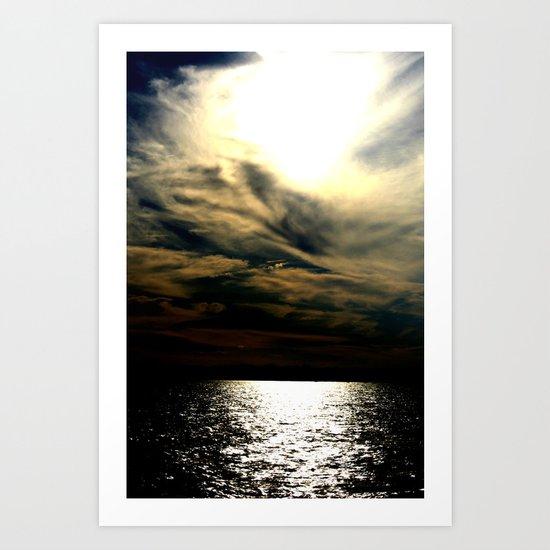 The Edge of the World Art Print