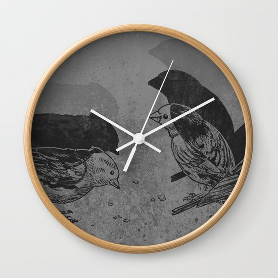Stop Motion  Wall Clock