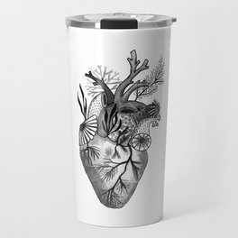 Mermaid Heart Travel Mug