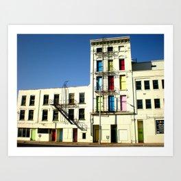 The Prettiest Abandoned Building I've Ever Seen Art Print