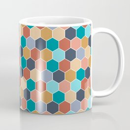 Colorful palette Coffee Mug