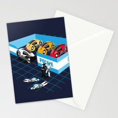 END OF LINE Stationery Cards