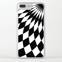 Wonderland Floor #1 Clear iPhone Case