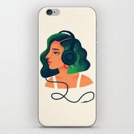 Unplugged 2 iPhone Skin