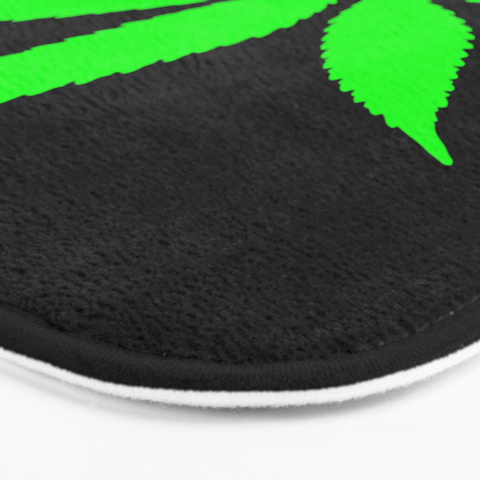 Weed : High times Bath Mat