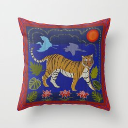 kaplan Throw Pillow