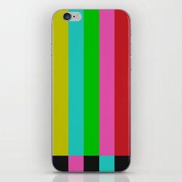 Gl2tch iPhone Skin