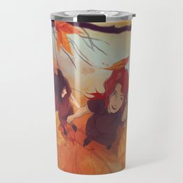 We Might Fall Travel Mug