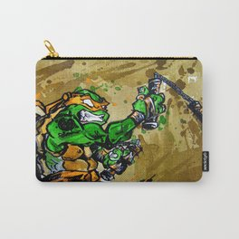 TMNT Michelangelo Carry-All Pouch