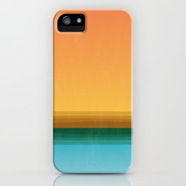 Quiet (landscape) iPhone Case