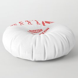Russia Gift Idea for Russians Floor Pillow
