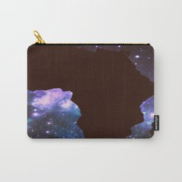 Galaxy Africa Continent Carry-All Pouch