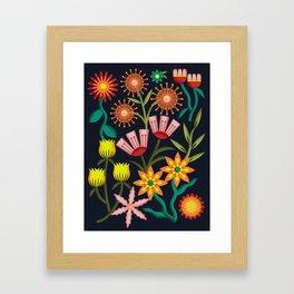 Spring Gathering Framed Art Print