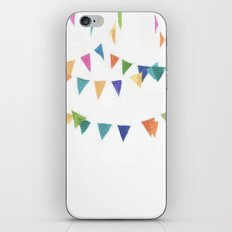 Party Time iPhone & iPod Skin