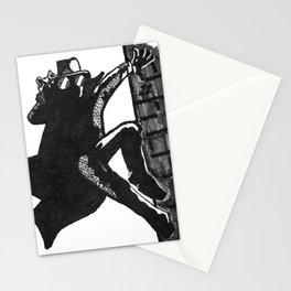 Noir Webslinger Stationery Cards
