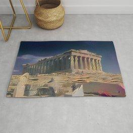 Ancient Light Parthenon Rug