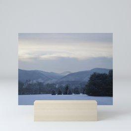 Winter Seclusion Mini Art Print