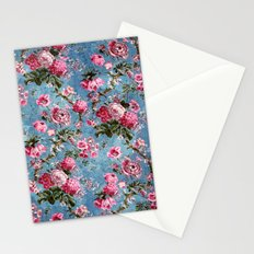 Flowers in the Sky Stationery Cards