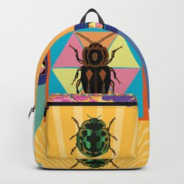 Embryonic Beetle Roach Milk Backpack