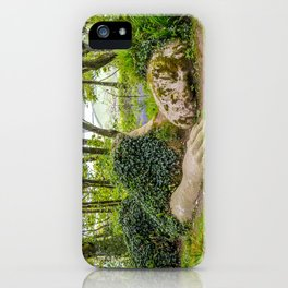 The Lost Gardens of Heligan - Mud Maid iPhone Case