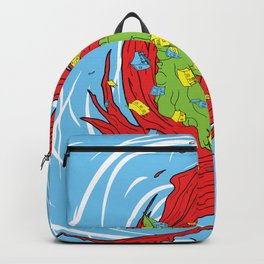 Hurricane Backpack