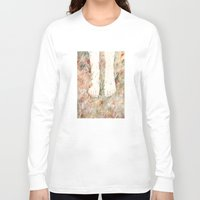 perfume Long Sleeve T-shirts featuring Perfume #3 by Dao Linh