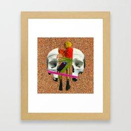 Mothership Framed Art Print