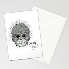 Monkey 2 Stationery Cards