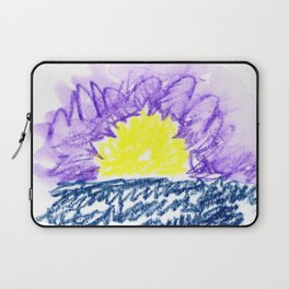 here comes the sun III Laptop Sleeve