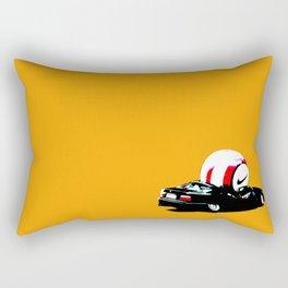 Car Crush! Rectangular Pillow