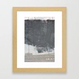 Brooklyn Bridge Abstraction II Framed Art Print