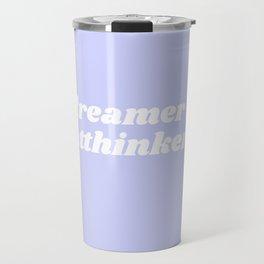 daydreamer nightthinker Travel Mug
