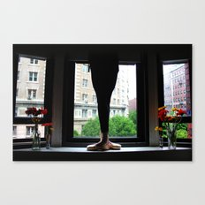 Ballet Ballet Canvas Print