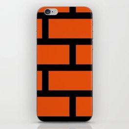 Brick Pattern iPhone Skin