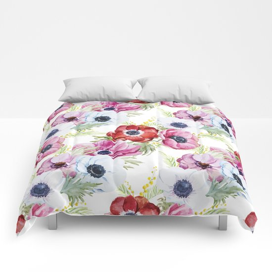 Spring in the air #5 Comforters