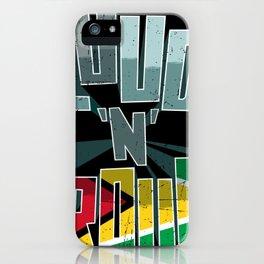 Guyana Pride Loud N Proud iPhone Case