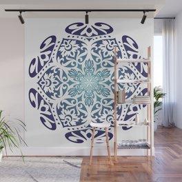 Mandala2 colors Wall Mural