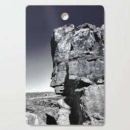 Rock Face Cutting Board