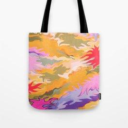 Desert Camo Tote Bag